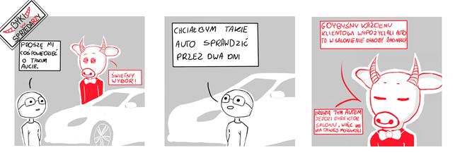 Byki w Sprzedaży: Odcinek 3 Wymarzone auto!
